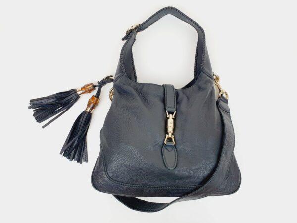 Gucci Bamboo Tassel Bag