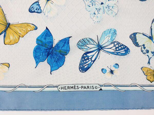 Hermes Farandole scarf