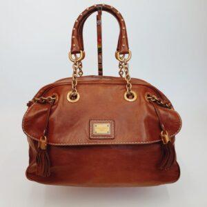 Dolce Gabbana Tassel Chain Bag