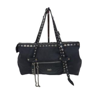Dolce Gabbana Black designer bag