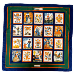 Hermes Imagerie scarf