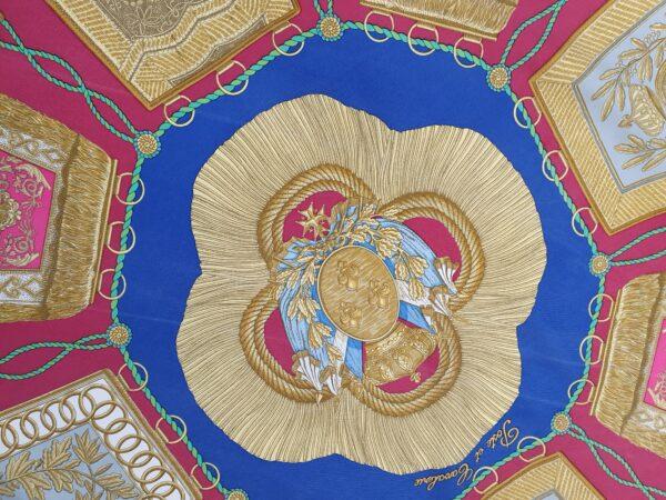 Hermes Poste et Cavalerie scarf