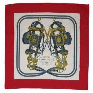 Hermes Brides de Gala scarf