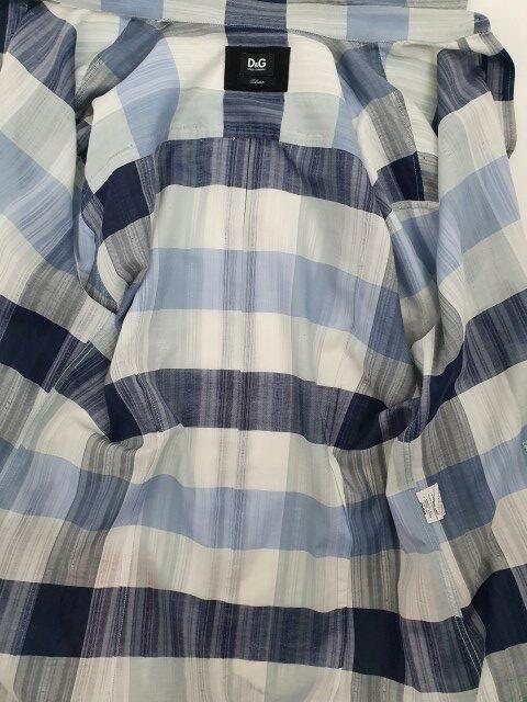 Dolce Gabbana checkered blouse