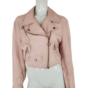 Moschino leather jacket