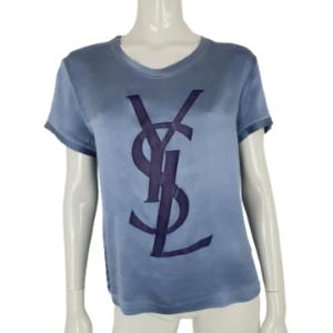 Yves Saint Laurent silk top