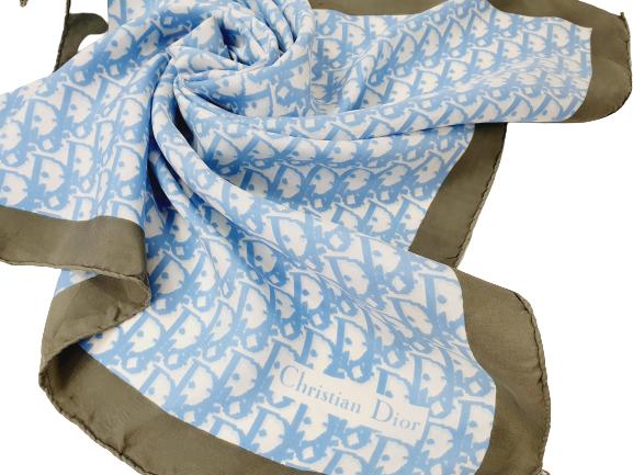 Dior Diorissimo scarf